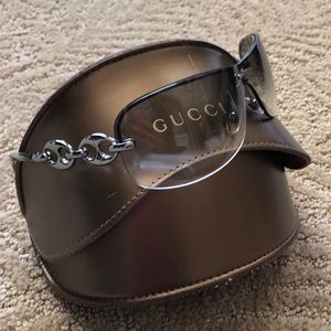 Accessories - Authentic Gucci sunglasses.